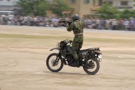 偵察用オートバイs
