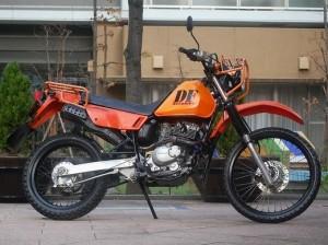 DF200オレンジ