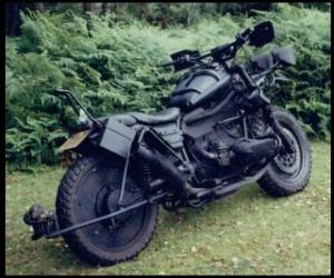 サバイバルバイク