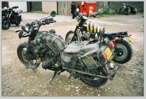 サバイバルバイク画像