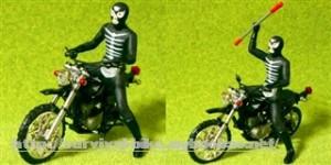 ショッカーバイク
