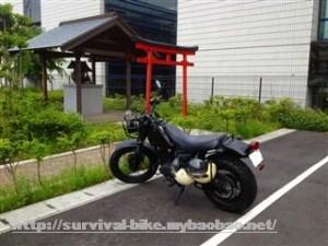 サバイバルバイク完成?